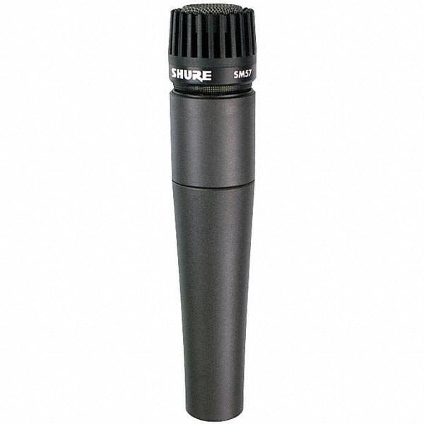 Microfone Cardióide Para Vocal E Instrumento - SM57-LC