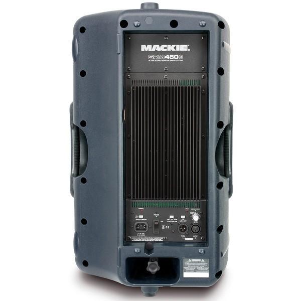 CAIXA MACKIE BI-AMPLIFICADA LEVE SRM450 v2