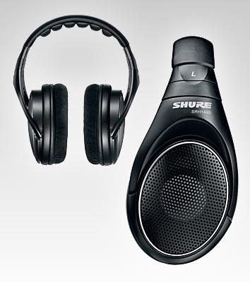 SRH1440 Fones de ouvido profissionais de fundo aberto - SRH1440