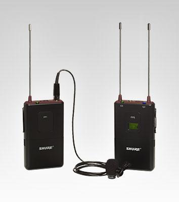 Microfone para Câmera Lapela sem fio Shure Fp15/83