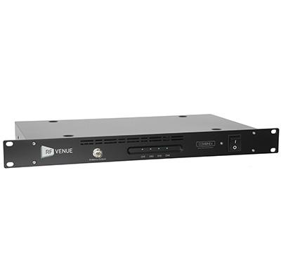 Combine De Sinais Para Monitor In Ear da Rf Venue - Combiner4