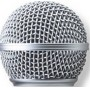 Globo (grille) Para Microfones Shure Sm58 Cinza - Rk143G