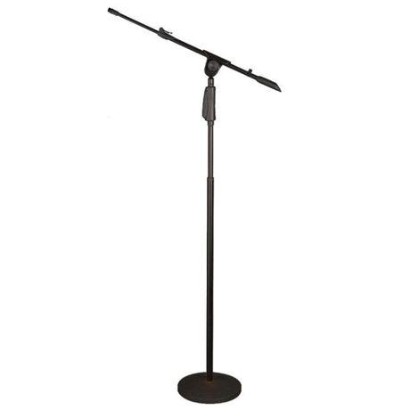 Pedestal De Microfone Base Redonda Multicore - Sd228 1 Pro