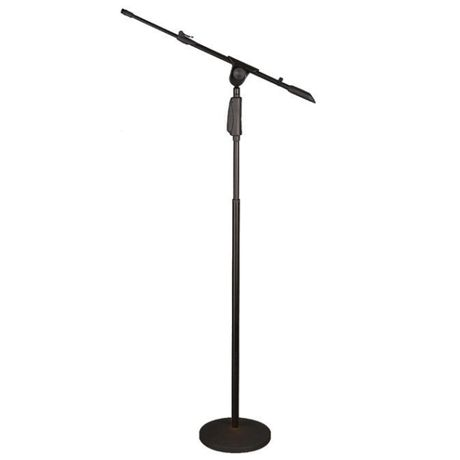 Pedestal De Microfone Girafa Pro Multicore - Sd227 Pro