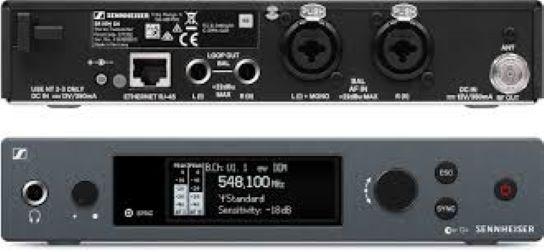 Sistema de monitoramento In Ear Sennheiser G4 EW IEM G4-G