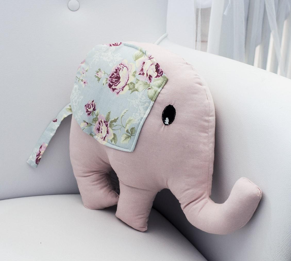 Enfeite Elefante - Ursa Realeza Floral
