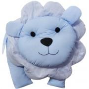 Almofada Leãozinho - Azul