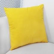 Almofada Decorativa Estampada - Amarela