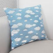 Almofada Decorativa Céu Azul