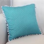 Almofada Decorativa Estampada Coração Tiffany