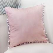 Almofada Decorativa Rosa