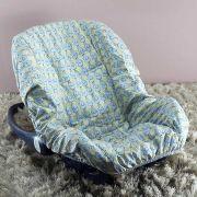 Capa de Bebê Conforto Adapt Elefante Azul