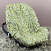 Capa de Bebê Conforto Adapt Girafa Amarela