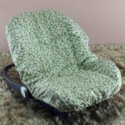 Capa de Bebê Conforto Adapt Macaquinho Verde