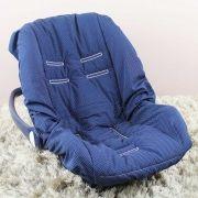 Capa de Bebê Conforto Adapt Náutico Poá