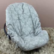 Capa de Bebê Conforto Adapt - Provençal Cinza