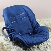 Capa de Bebê Conforto Adapt Urso Imperial Marinho