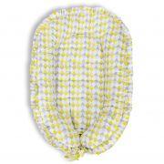 Ninho para Bebê Losango Amarelo