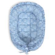 Ninho Redutor para Bebê - Provençal Azul
