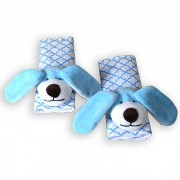 Protetor de Cinto - Cachorro Zôo Azul