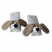 Protetor de Cinto - Cachorro Zôo Palha