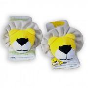 Protetor de Cinto - Leão Safari Amarelo