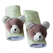 Protetor de Cinto - Urso Verde Chá
