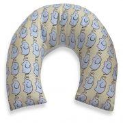 Protetor de Pescoço - Elefante Azul