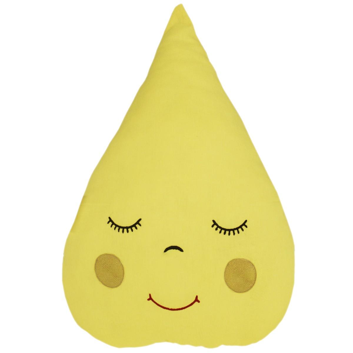 Almofada Gotinha - Amarelo