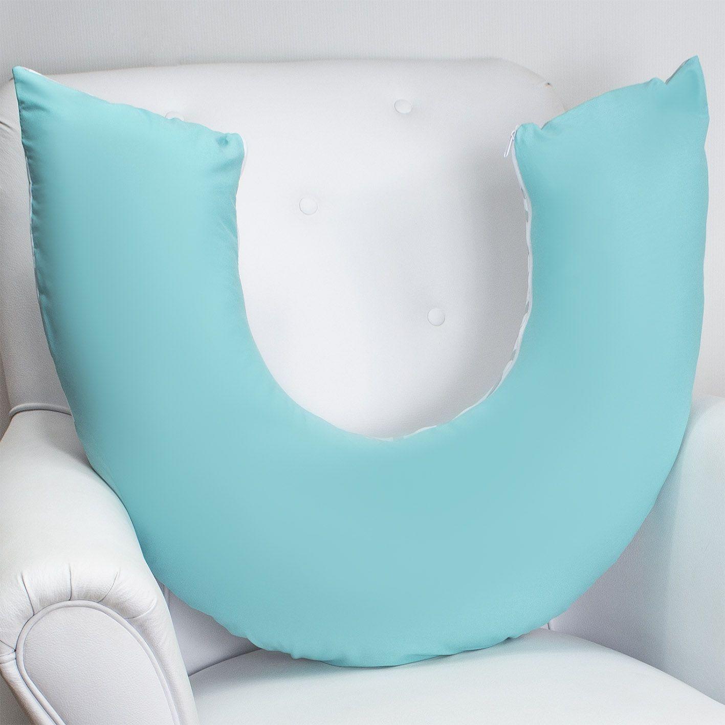 Almofada de Amamentação - Chevron Tiffany