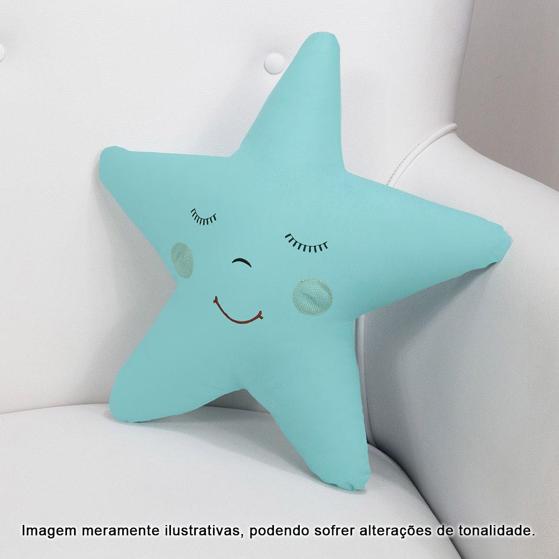 Enfeite Estrela - Tiffany