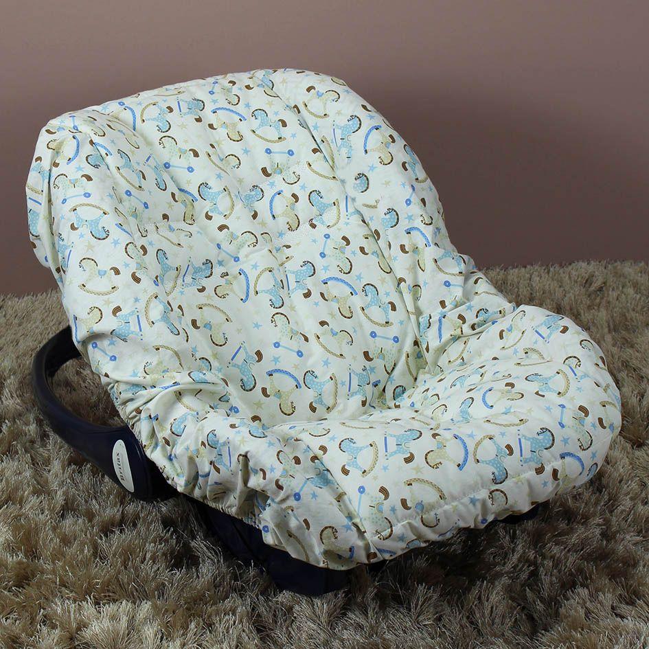 Capa de Bebê Conforto Adapt Cavalinho