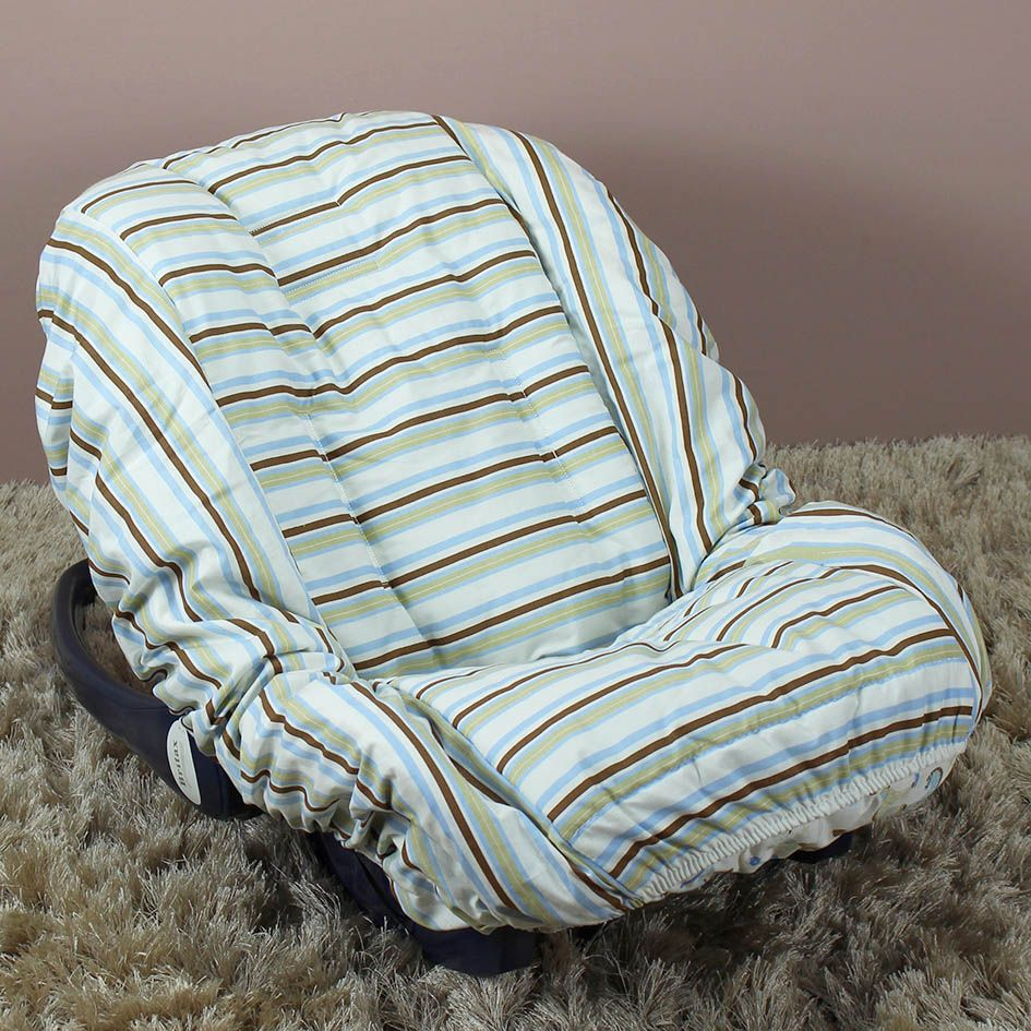 Capa de Bebê Conforto Adapt - Cavalinho Listrado