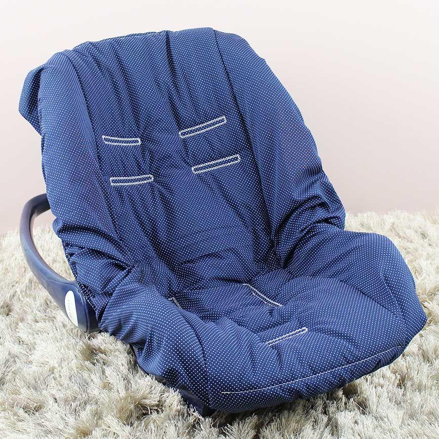 Capa de Bebê Conforto Adapt - Náutico Poá
