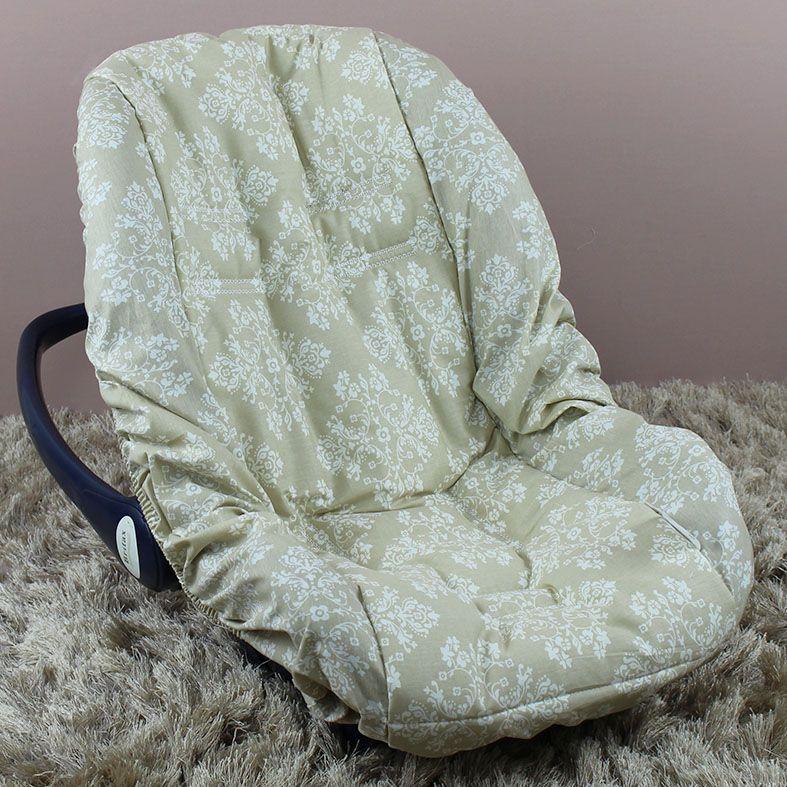 Capa de Bebê Conforto Adapt - Provençal Dourado