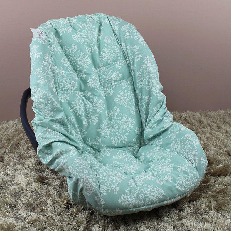 Capa de Bebê Conforto Adapt - Provençal Verde