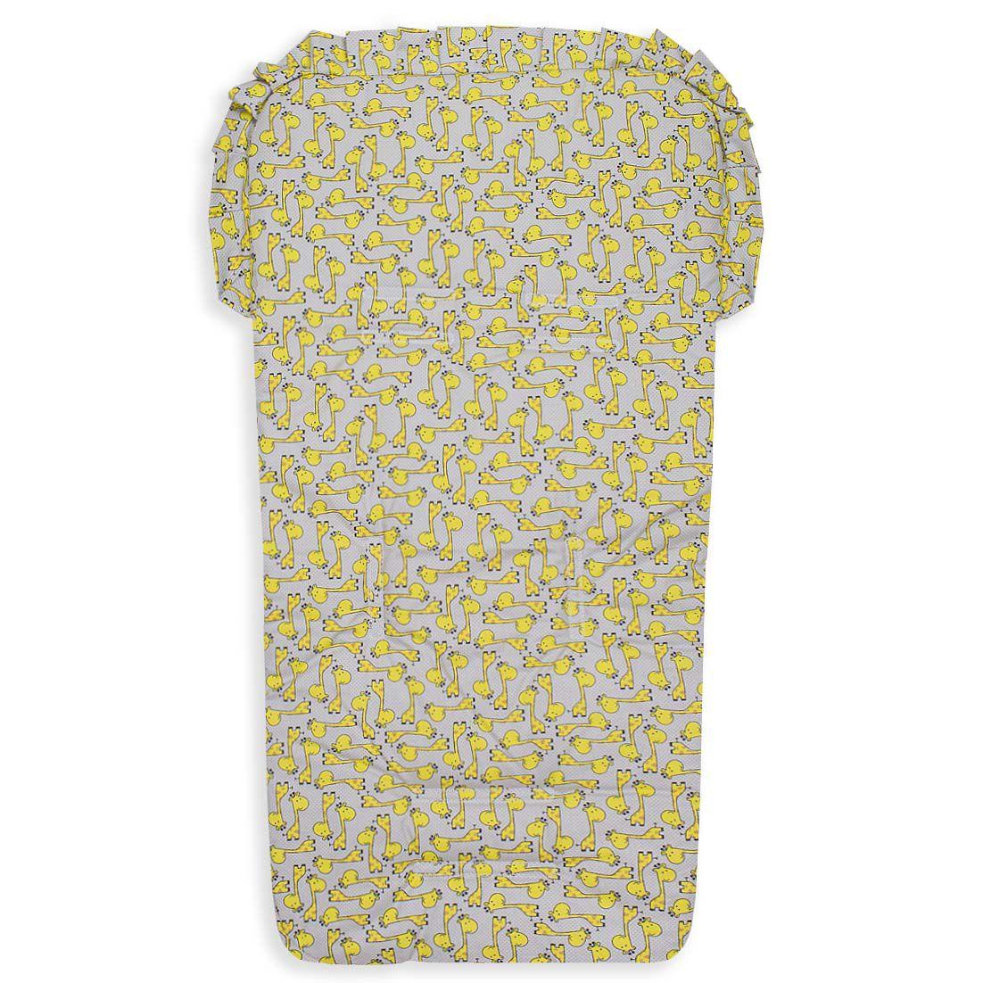 Capa para Carrinho Girafa Amarela