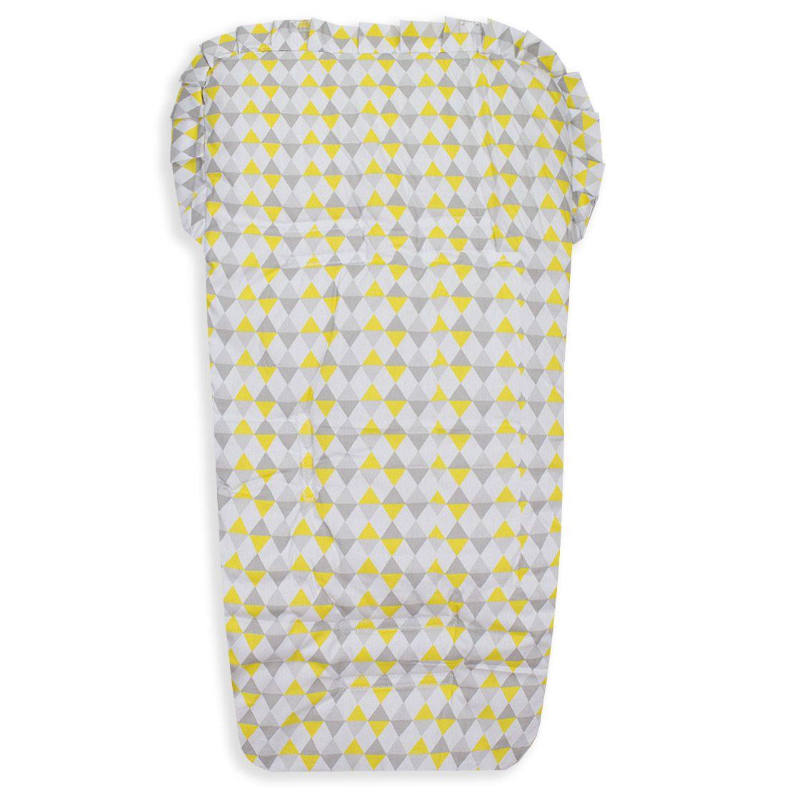Capa para Carrinho - Losango Amarelo