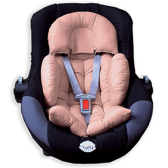 Colchonete para Bebê Conforto e Carrinho - Nude