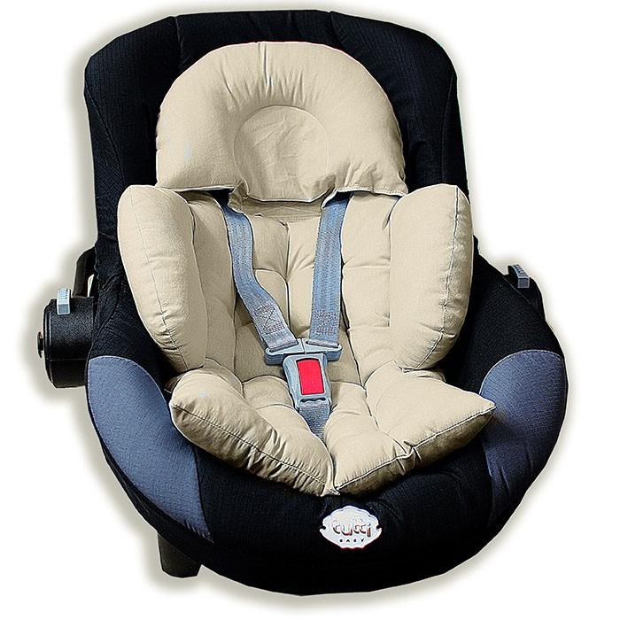 Colchonete para Bebê Conforto e Carrinho - Palha