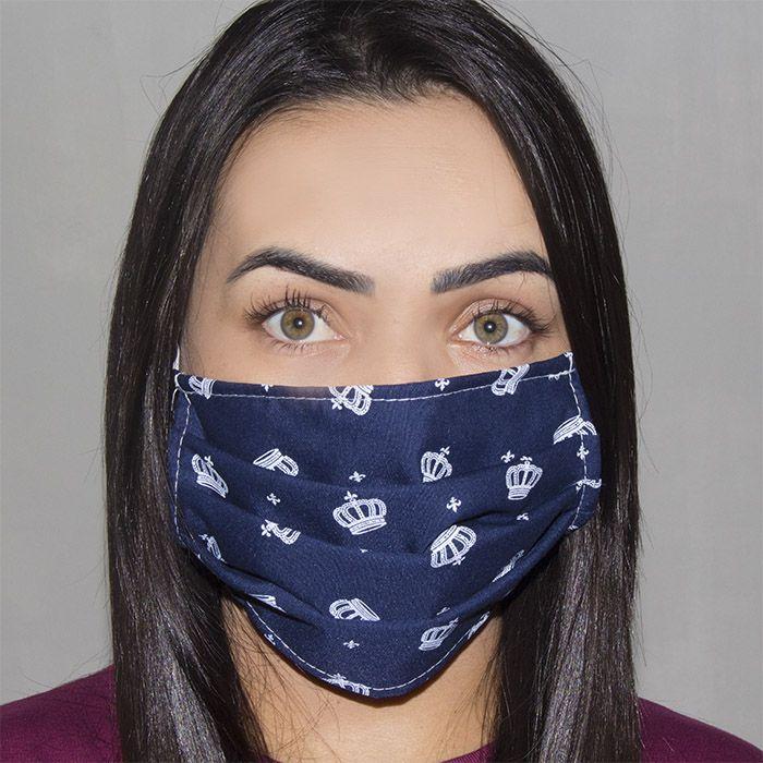Jogo de Máscara Protetora 07 pçs - Coroa Marinho