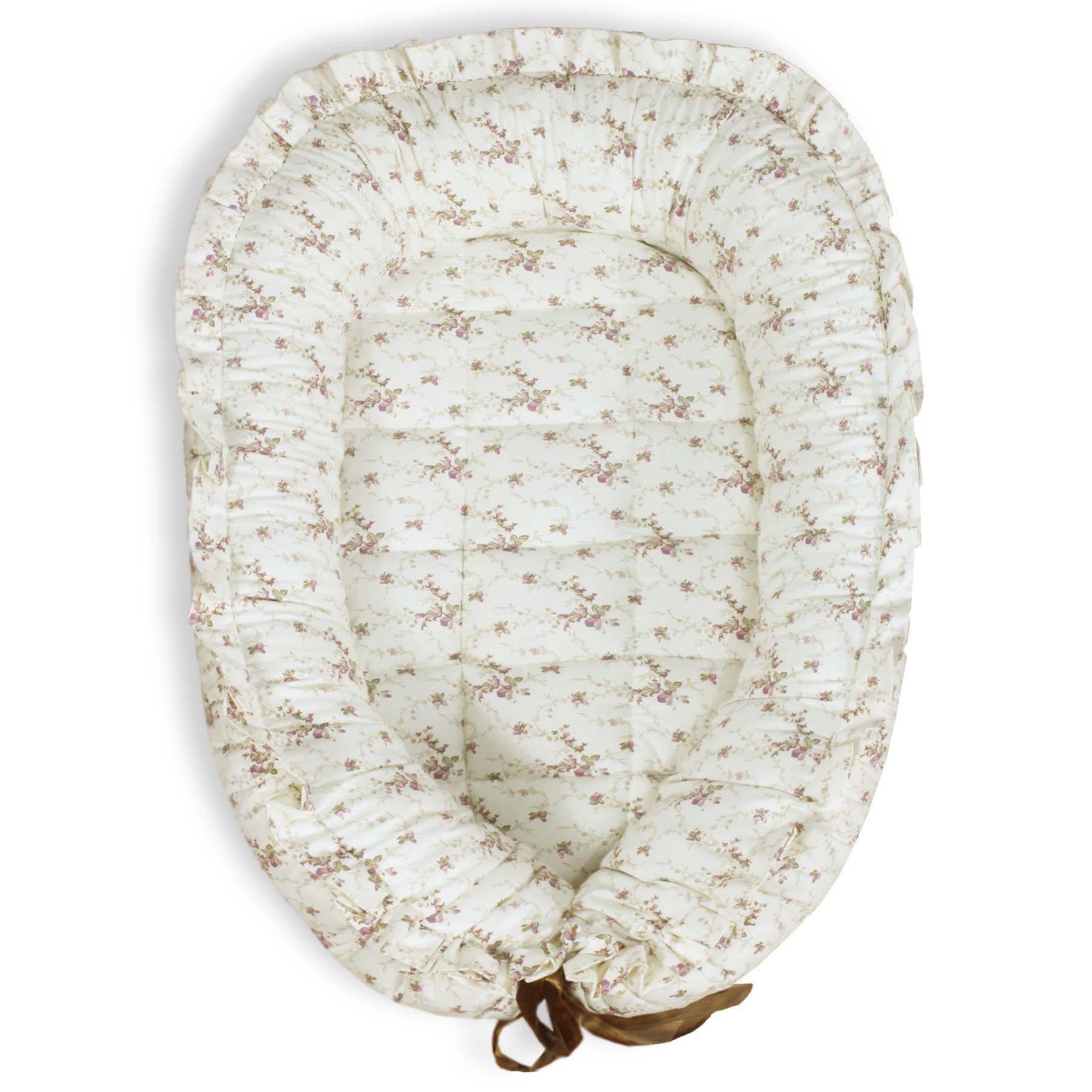 Ninho Redutor Estampado - Floral Ferrugem