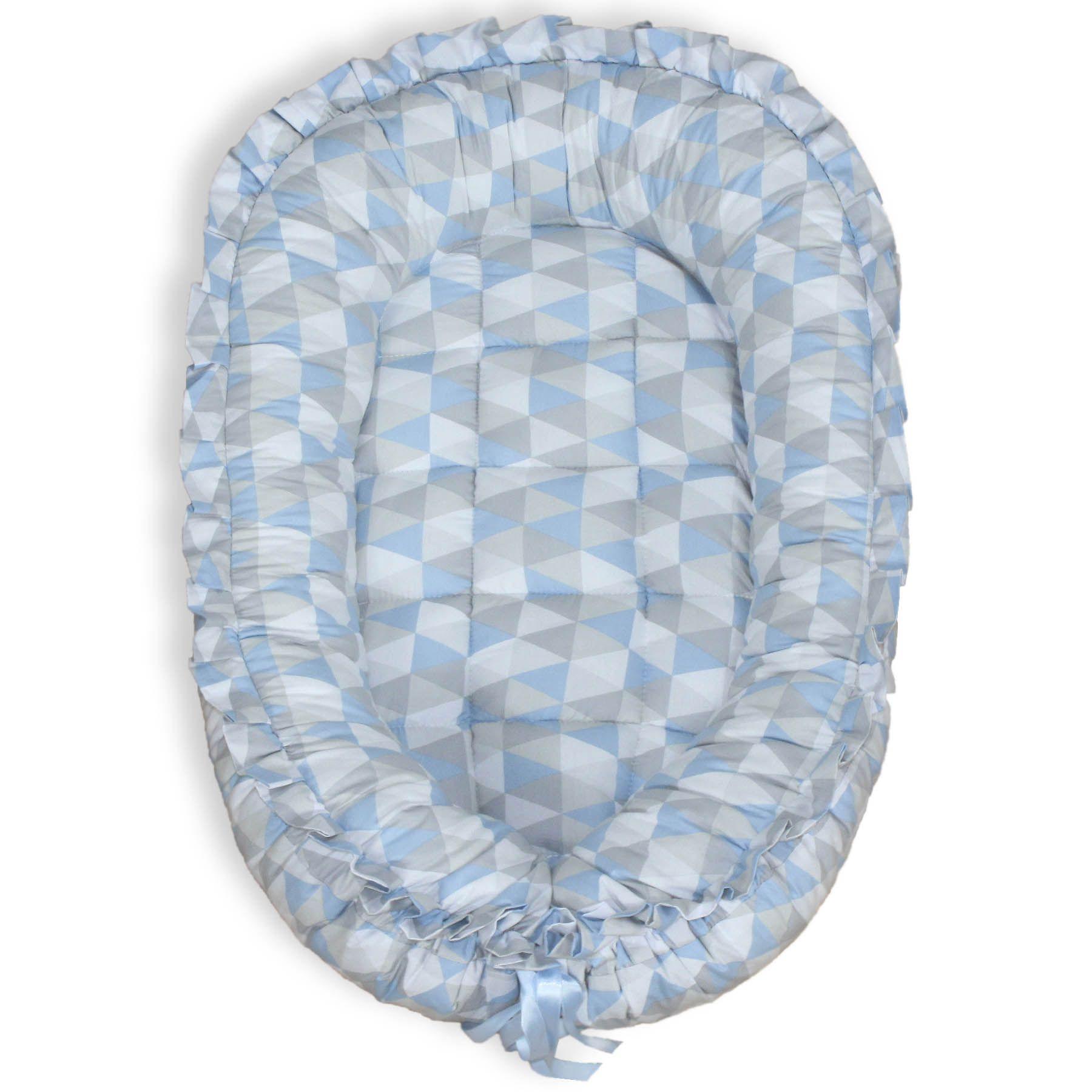 Ninho Redutor Estampado - Losango Azul