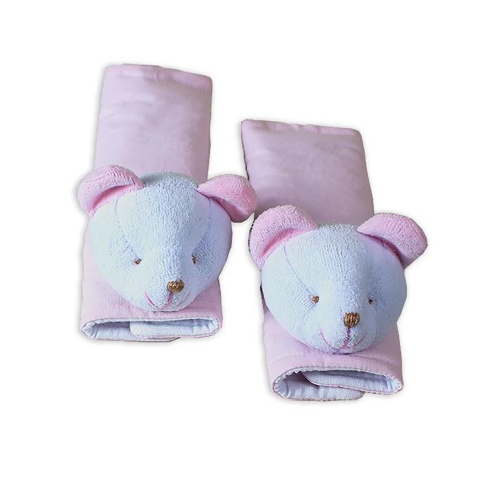 Protetor de Cinto - Ursa Rosa