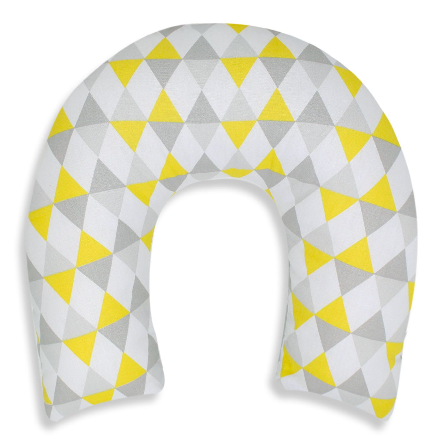 Protetor de Pescoço - Losango Amarelo