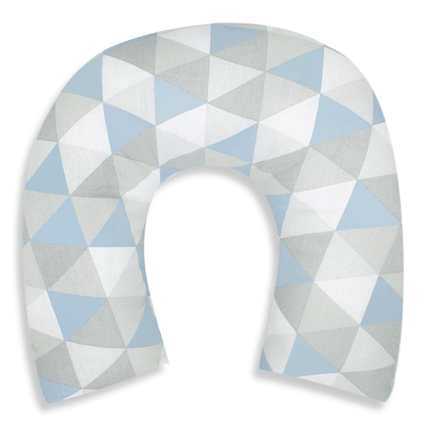 Protetor de Pescoço - Losango Azul