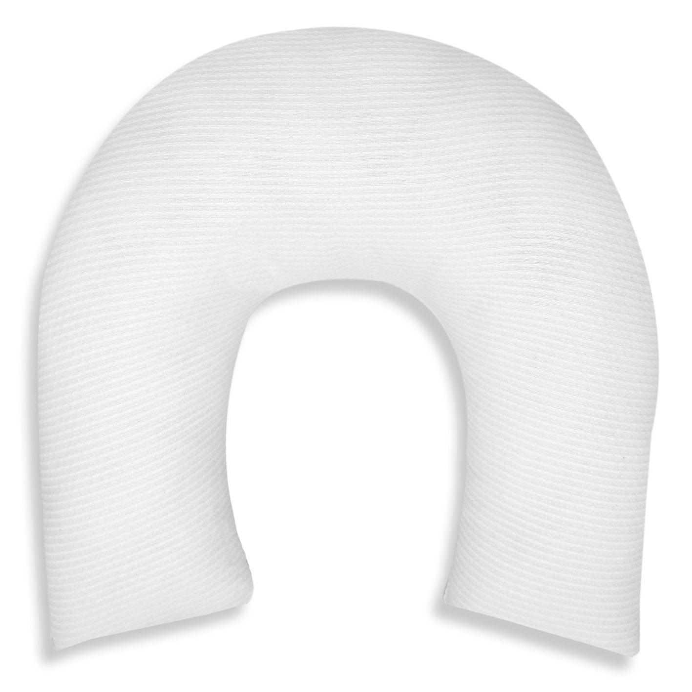 Protetor de Pescoço - Piquet Branco