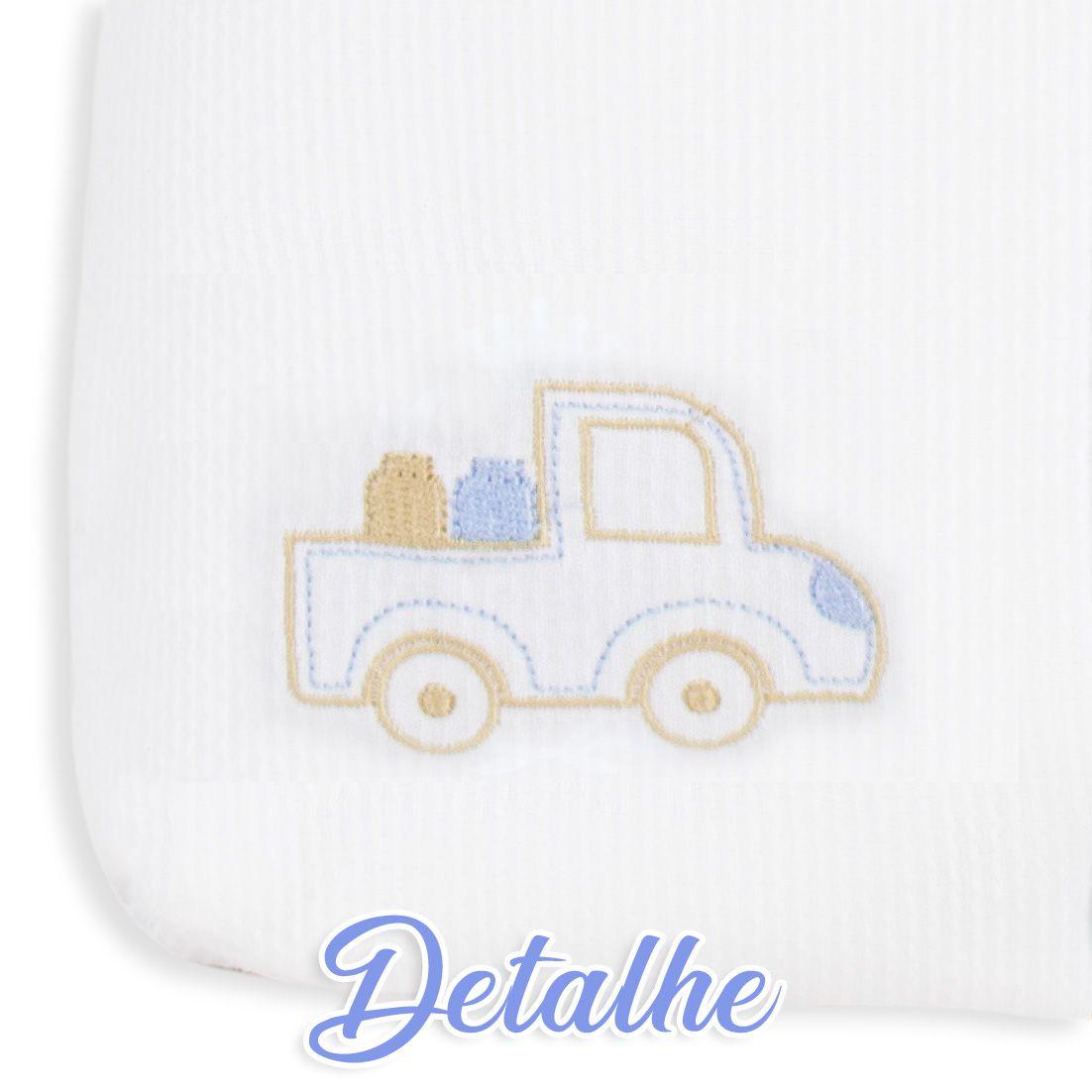 Saco de Bebê 100% Algodão Transporte