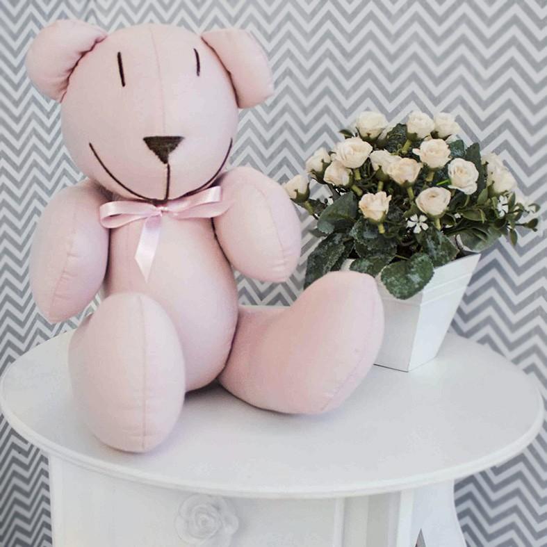 Ursinho - Rosa