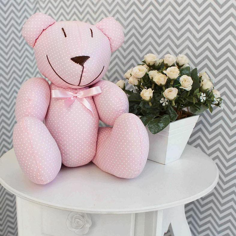Ursinho - Ursa Realeza Poá
